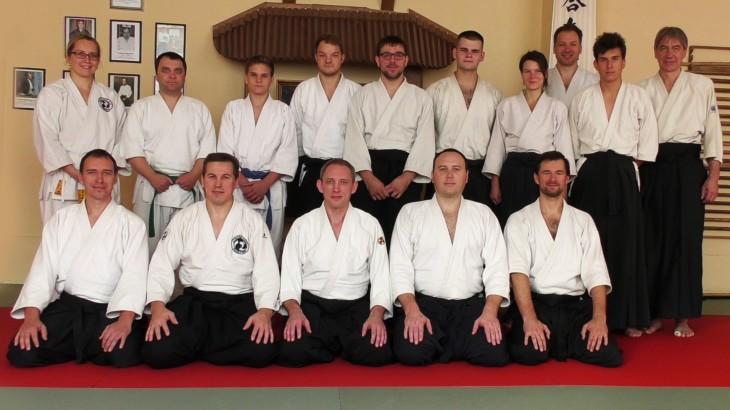 Renardas Gustainis kauno aikido klubas
