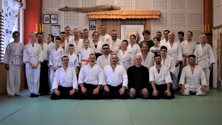 Deivido Kvašnino (5 dan) Seminaras