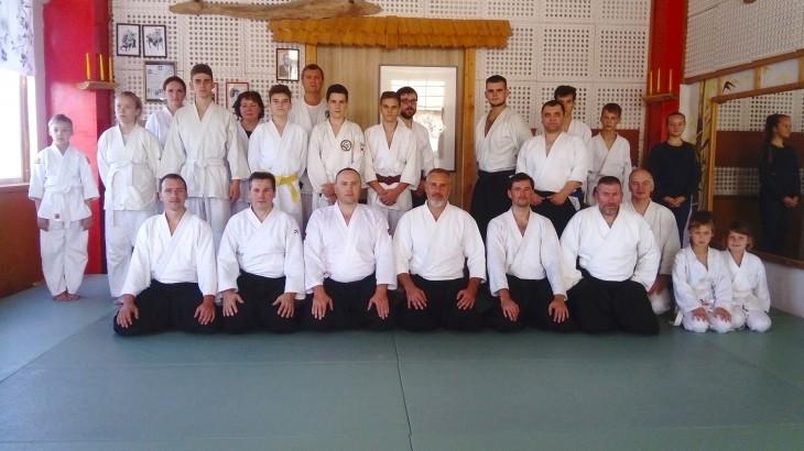 Aikido seminaras Panevėžyje