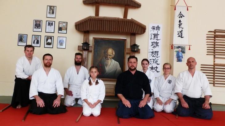 Andrej Marienkov Kauno aikido klubas